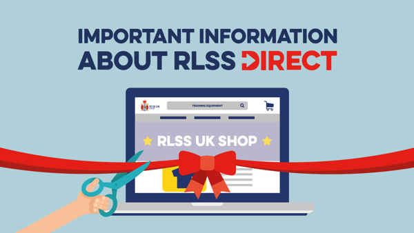 Important Information about RLSS UK Shop
