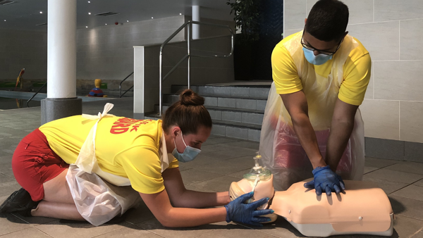 CPR & First Aid skills during COVID-19