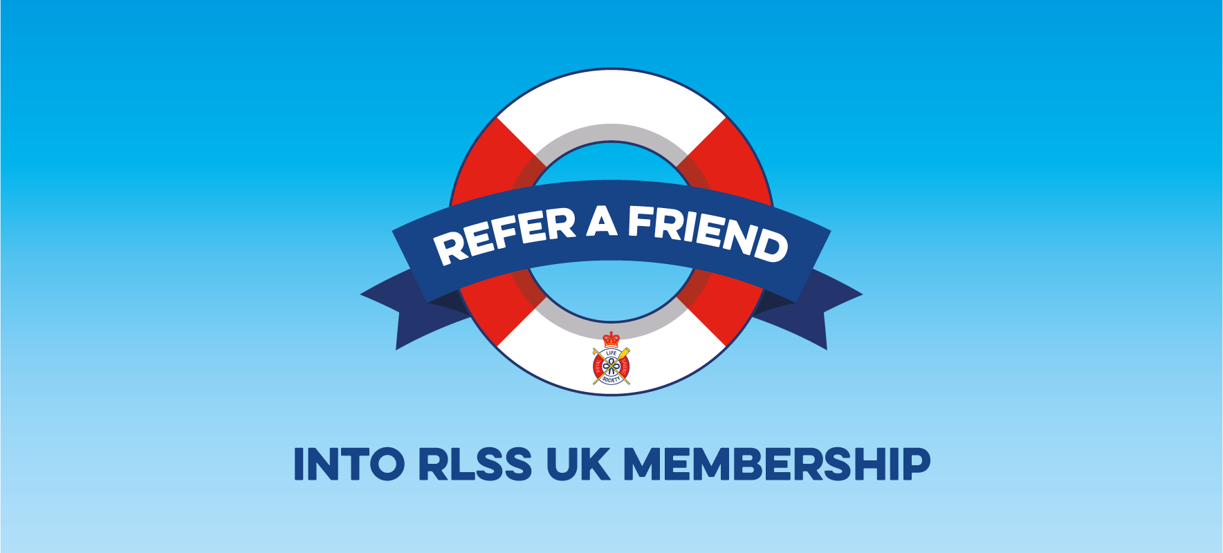 Refer a Friend into Lifeguard Membership