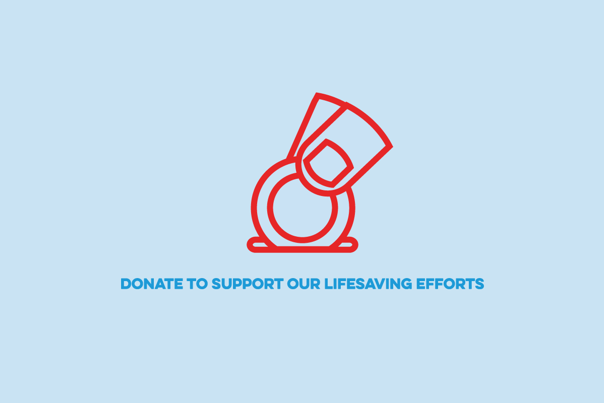 Support our lifesaving efforts