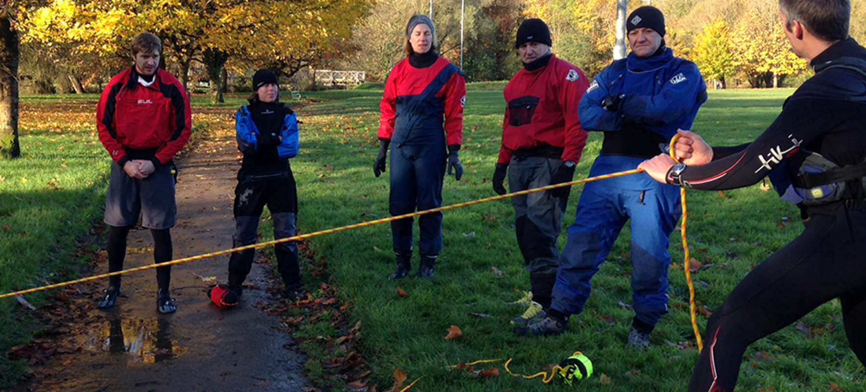 New flood and aquatic PPE modules launched to train those who support blue light services