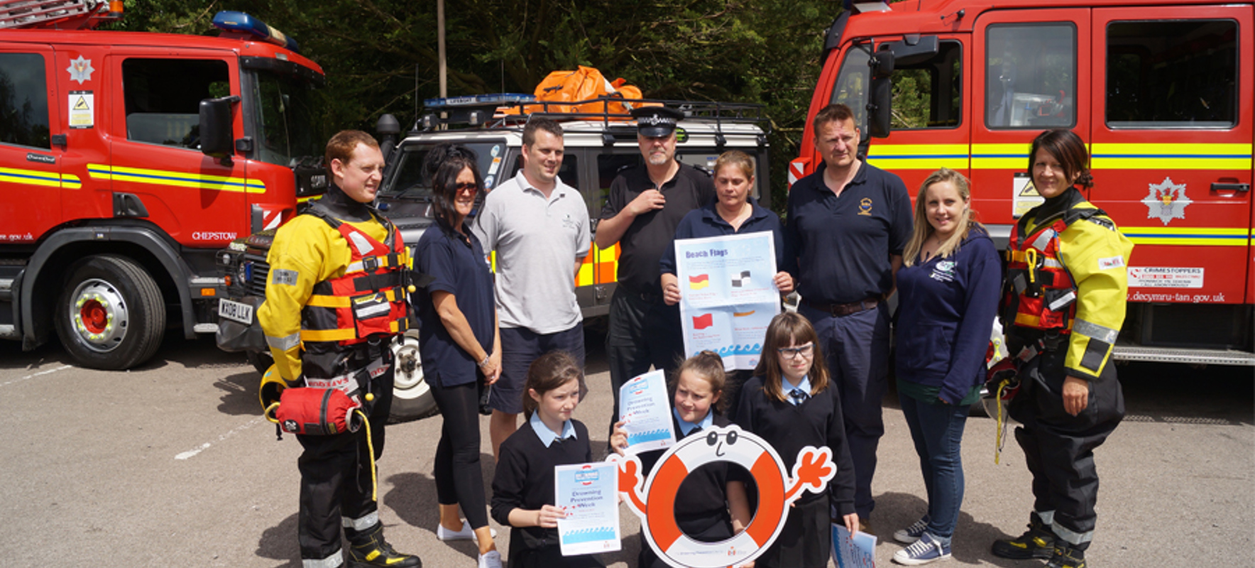 Twelve months, one seminar and one Drowning Prevention Week