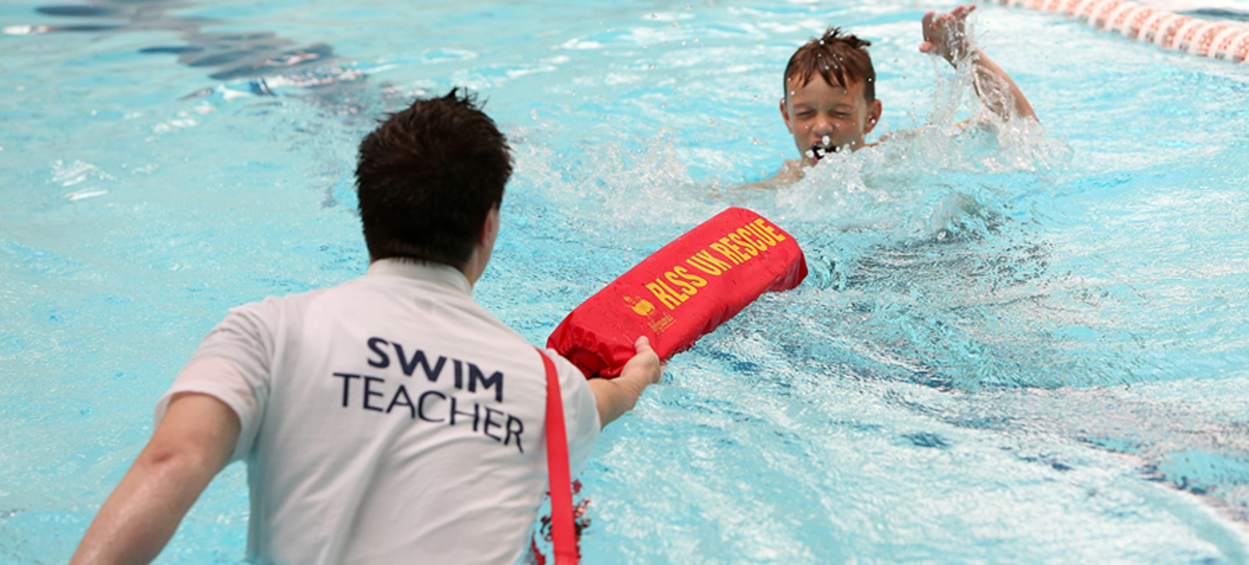 New National Rescue Award for Swimming Teachers and Coaches