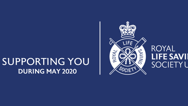 Support for our industry and our Lifesaving and Lifeguarding communities in May 2020
