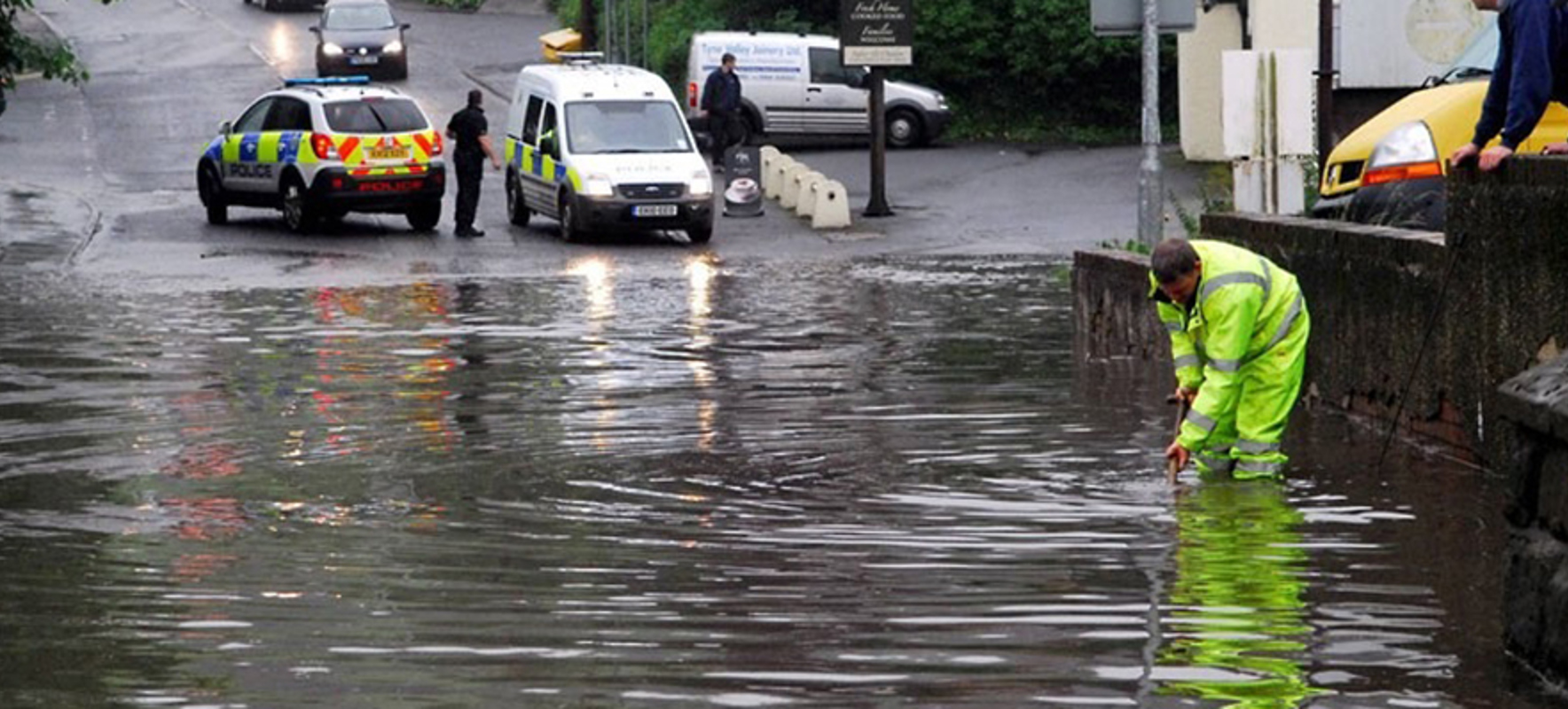 Did you know you are more likely to get flooded than burgled?