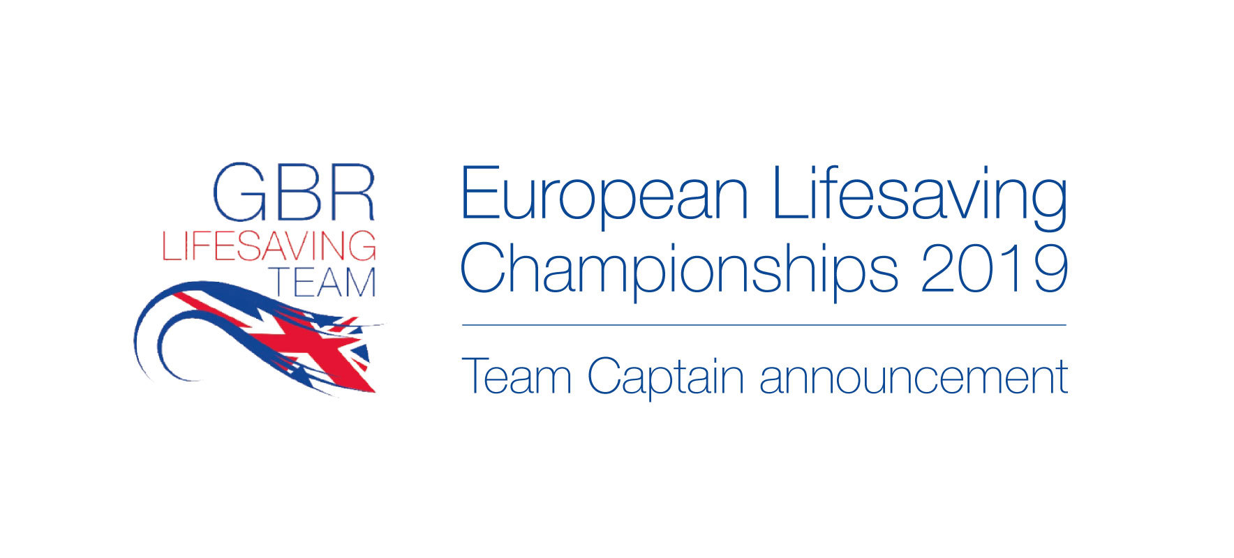 GBR Lifesaving is pleased to announce the Team Captains of the GBR Teams competing in the European Lifesaving Championships 2019