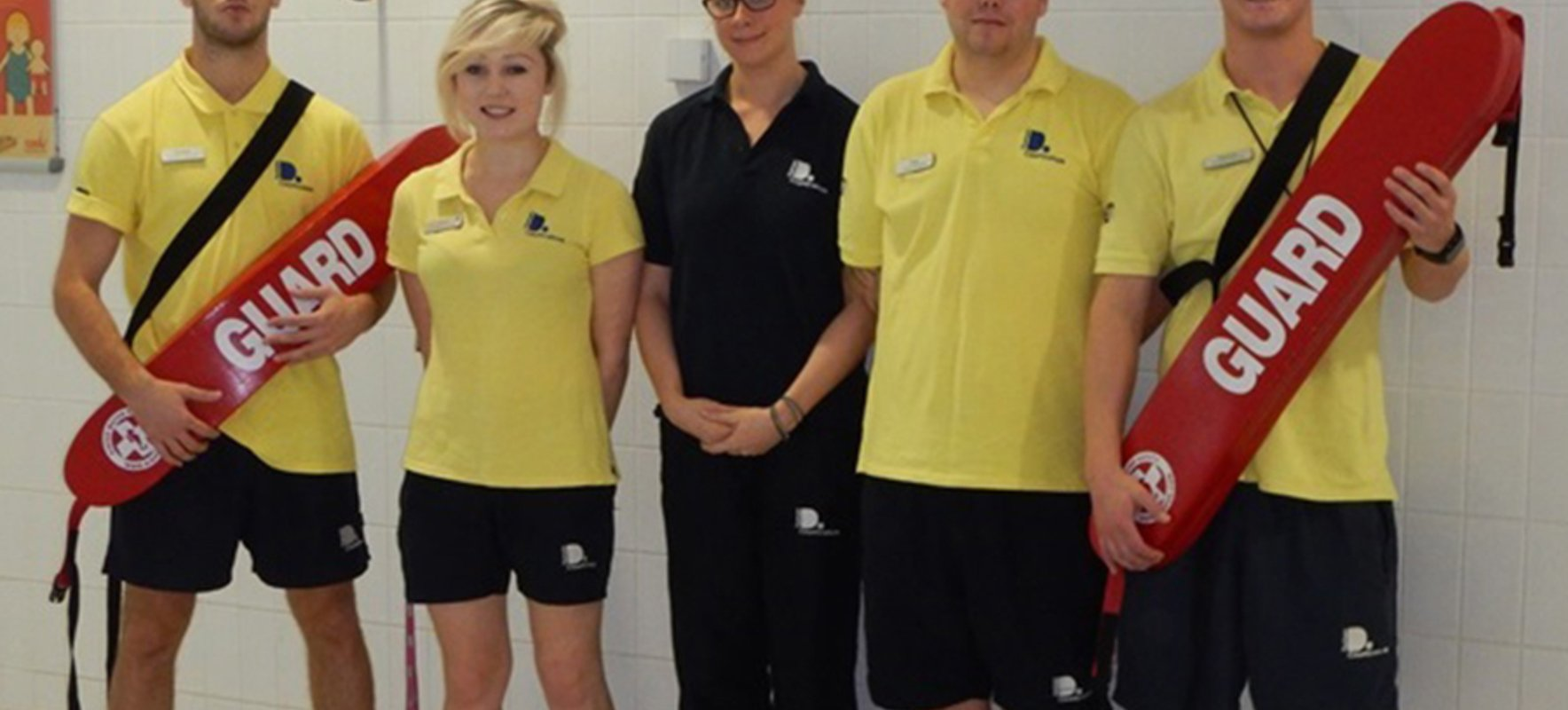 Lifeguards save swimmer's life in County Durham