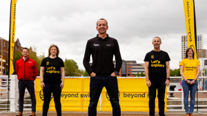 Beyond Swim launched to bring the open water swimming community together