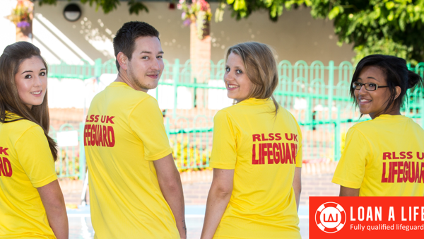 The Royal Life Saving Society UK welcomes Loan A Lifeguard as a new water safety partner