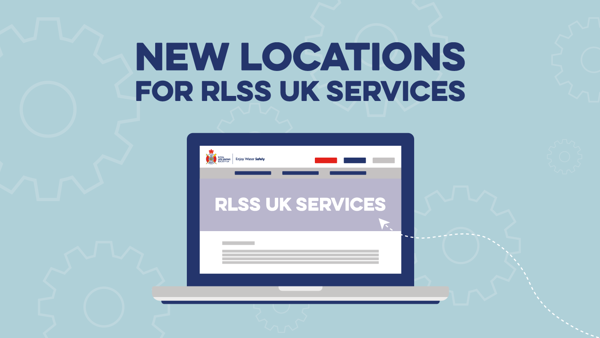 New Locations for RLSS UK Services