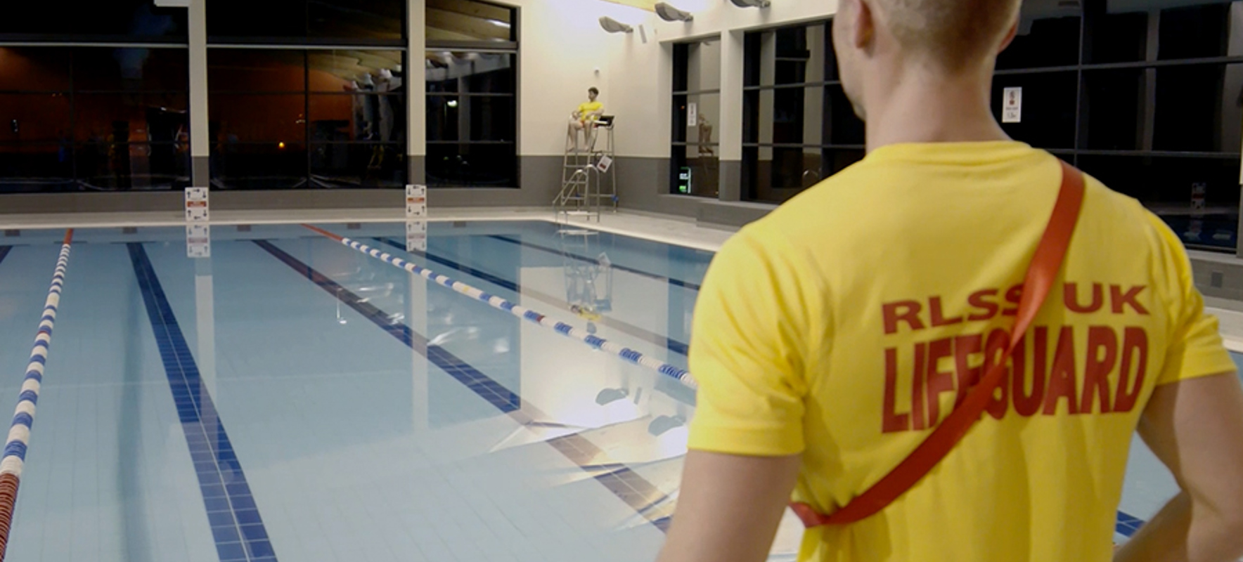 RLSS UK launches campaign to tackle lifeguard shortage