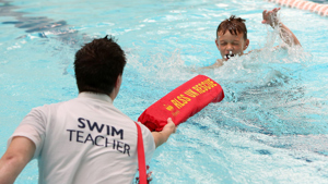 national rescue award for swimming teachers and coaches