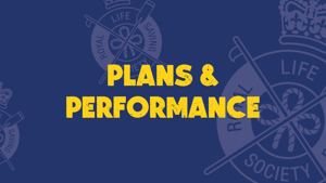 Plans and Performance