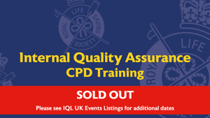 Internal Quality Assurance, 5 May 2021