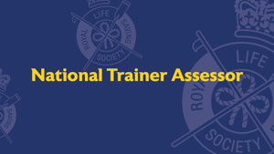 National Trainer Assessor Course,  14 and 15 December 2021